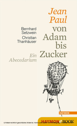 Jean Paul von Adam bis Zucker