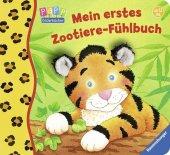 Mein erstes Zootiere-Fühlbuch Cover