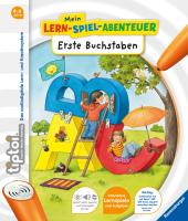 Mein Lern-Spiel-Abenteuer: Erste Buchstaben