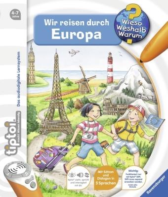 Wir reisen durch Europa