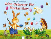 Zehn Ostereier für Muckel Hase Cover