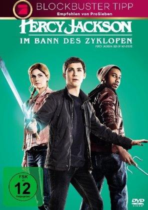 Percy Jackson: Im Bann des Zyklopen, DVD
