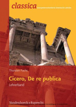 Cicero, de re publica - Lehrerband