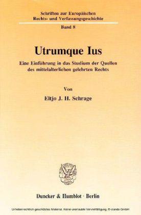 Utrumque Ius.