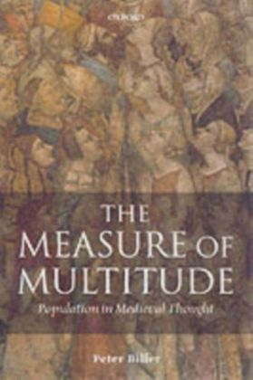 Measure of Multitude: Population in Medieval Thought
