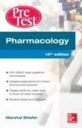Pharmacology PreTest Self-Assessment and Review 14/E