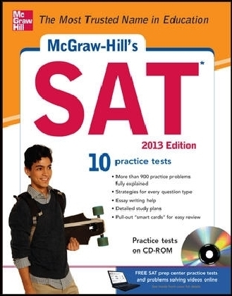 McGraw-Hill's SAT 2014 Edition