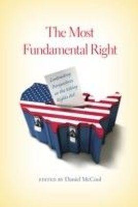 Most Fundamental Right