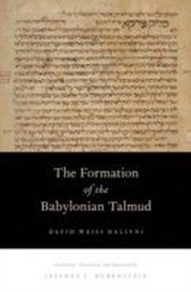 Formation of the Babylonian Talmud