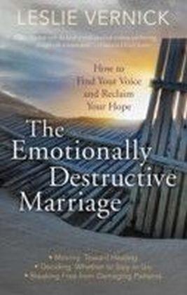 Emotionally Destructive Marriage