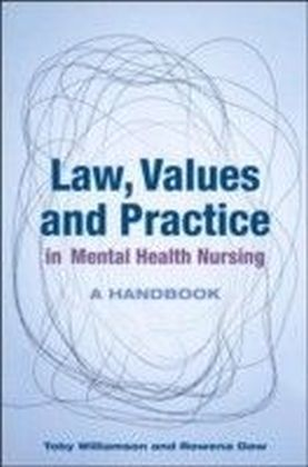 Law, Values And Practice In Mental Health Nursing