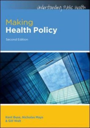 Making Health Policy