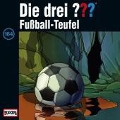 Die drei ??? - Fußball-Teufel, 1 Audio-CD Cover
