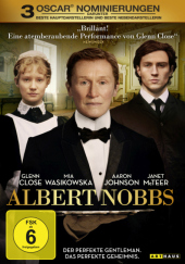 Albert Nobbs, 1 DVD Cover