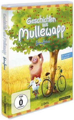 Geschichten aus Mullewapp, 2 DVDs