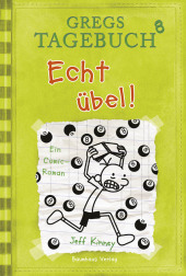 Gregs Tagebuch - Echt übel! Cover