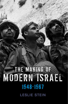 The Making of Modern Israel