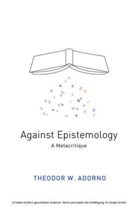 Against Epistemology