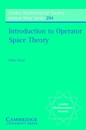 Introduction to Operator Space Theory