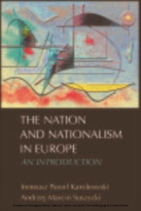Nation and Nationalism in Europe: An Introduction