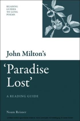 John Milton's 'Paradise Lost': A Reading Guide