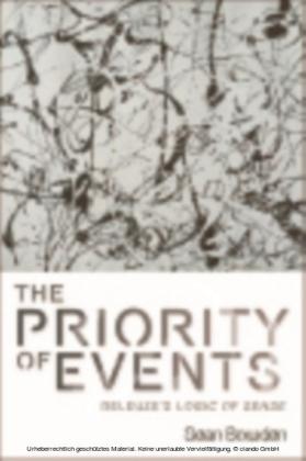 Priority of Events: Deleuze's Logic of Sense