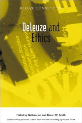 Deleuze and Ethics