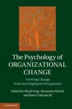 Psychology of Organizational Change