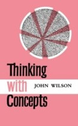 Thinking with Concepts