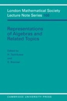 Representations of Algebras and Related Topics