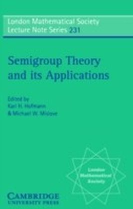 Semigroup Theory and its Applications