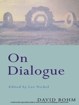 On Dialogue