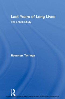 LAST YEARS OF LONG LIVES