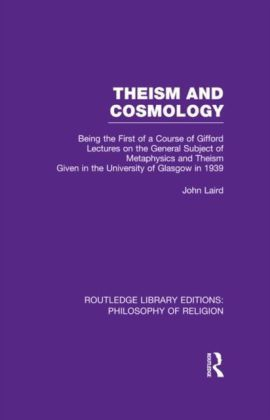 Theism and Cosmology