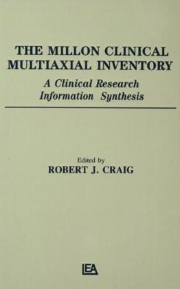 Millon Clinical Multiaxial Inventory