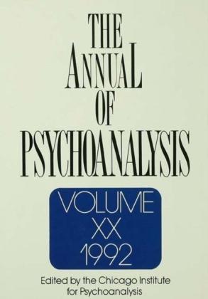 Annual of Psychoanalysis, V. 20