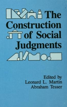 Construction of Social Judgments