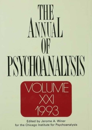 Annual of Psychoanalysis, V. 21