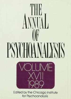 Annual of Psychoanalysis, V. 17