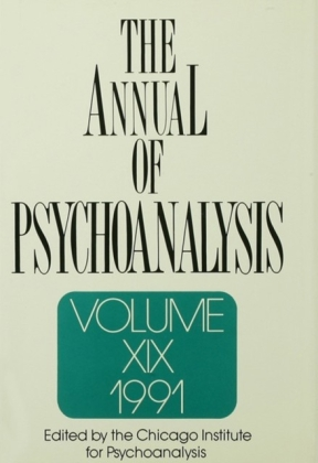 Annual of Psychoanalysis, V. 19