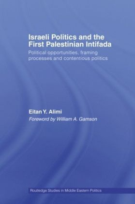 Israeli Politics and the First Palestinian Intifada