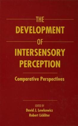 Development of Intersensory Perception