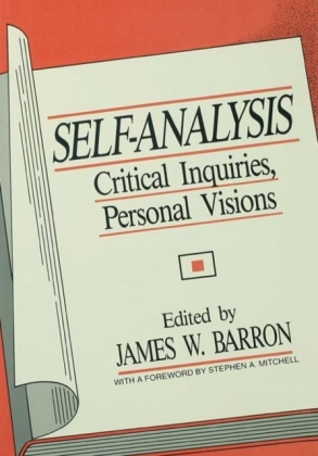 Self-Analysis