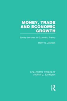 Money Trade and Economic Growth