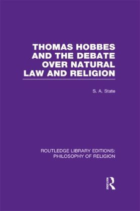 Thomas Hobbes and the Debate over Natural Law and Religion