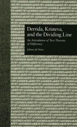 Derrida, Kristeva, and the Dividing Line