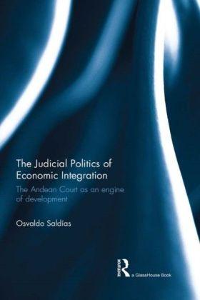 Judicial Politics of Economic Integration