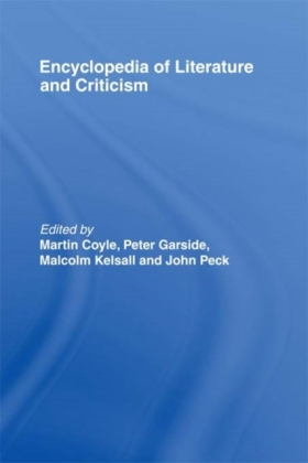 Encyclopaedia of Literature and Criticism