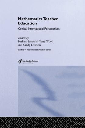Mathematics Teacher Education