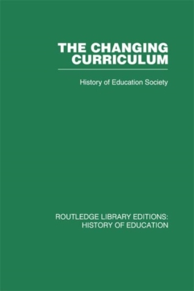 Changing Curriculum